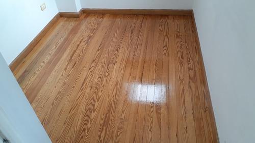 pulidos y plastificados e hidrolaqueados de pisos de madera