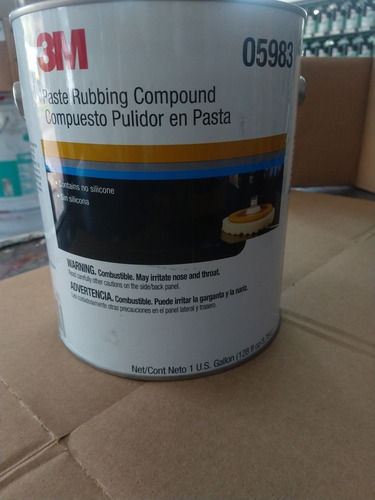 pulimento 3m running compound