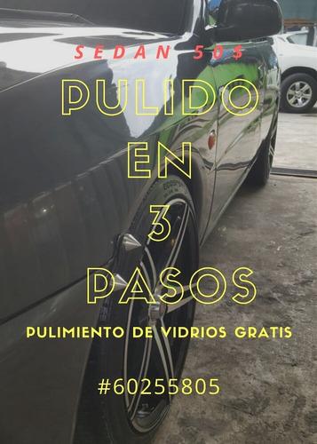 pulimiento de autos en panama city