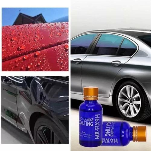 pulitura automotriz ceramic pro 9h mr fix antirayas agua etc