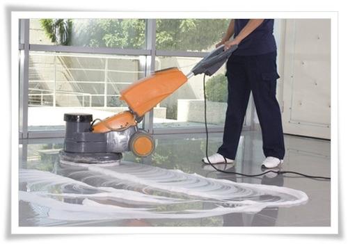pulitura y sellado de pisos profesional