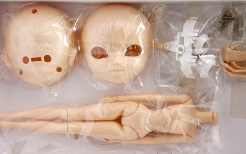 pullip mio kit mf-001 - pronta entrega!