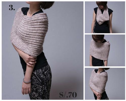 pullover, chal, cuellos, bufandas, chompas. ropa de moda