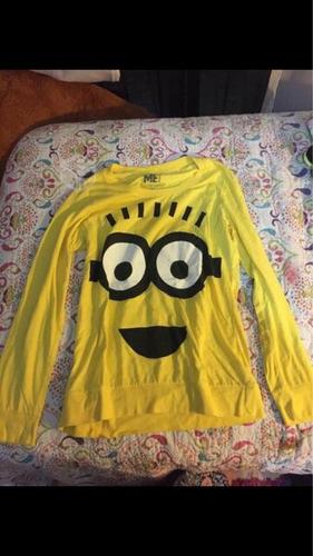 pullover minion importado de usa