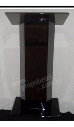 púlpito de acrílico simples e barato direto da fábrica
