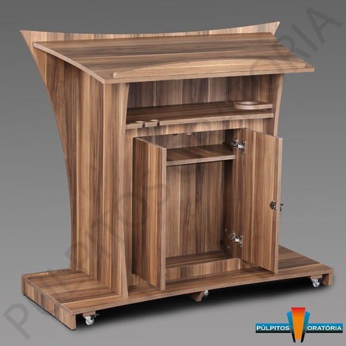 púlpito para igreja, grande e moderno