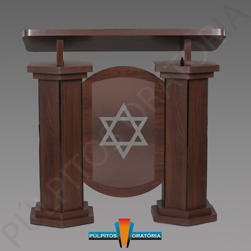 púlpito para igreja mp17