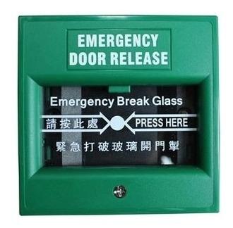 pulsador de apertura b31 para emergencias