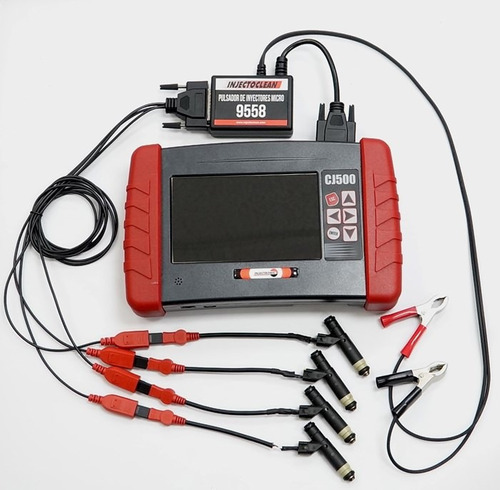 pulsador de inyectores probador de valvula iac cj4 cj15