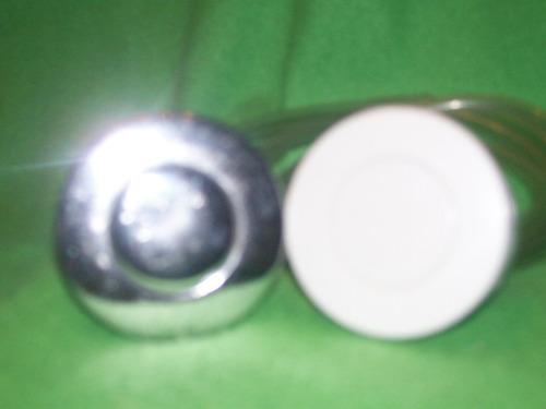 pulsador neumatico o boton para triturador de cocina