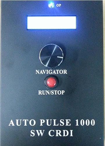 pulsador para probar inyectores common-rail / crdi