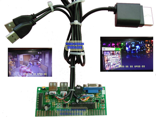 pulsador para xbox 360 controles ,video fullhd-timer display
