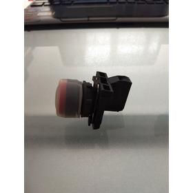 Pulsador Plastico Rojo Ip65 20320