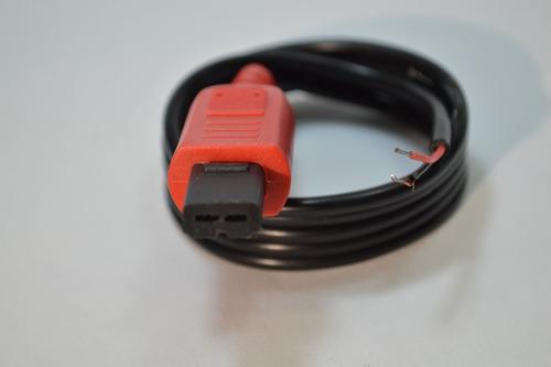 pulsador y laboratorio de inyectores no, juego de cables 6pz