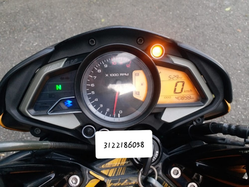 pulsar 200 ns