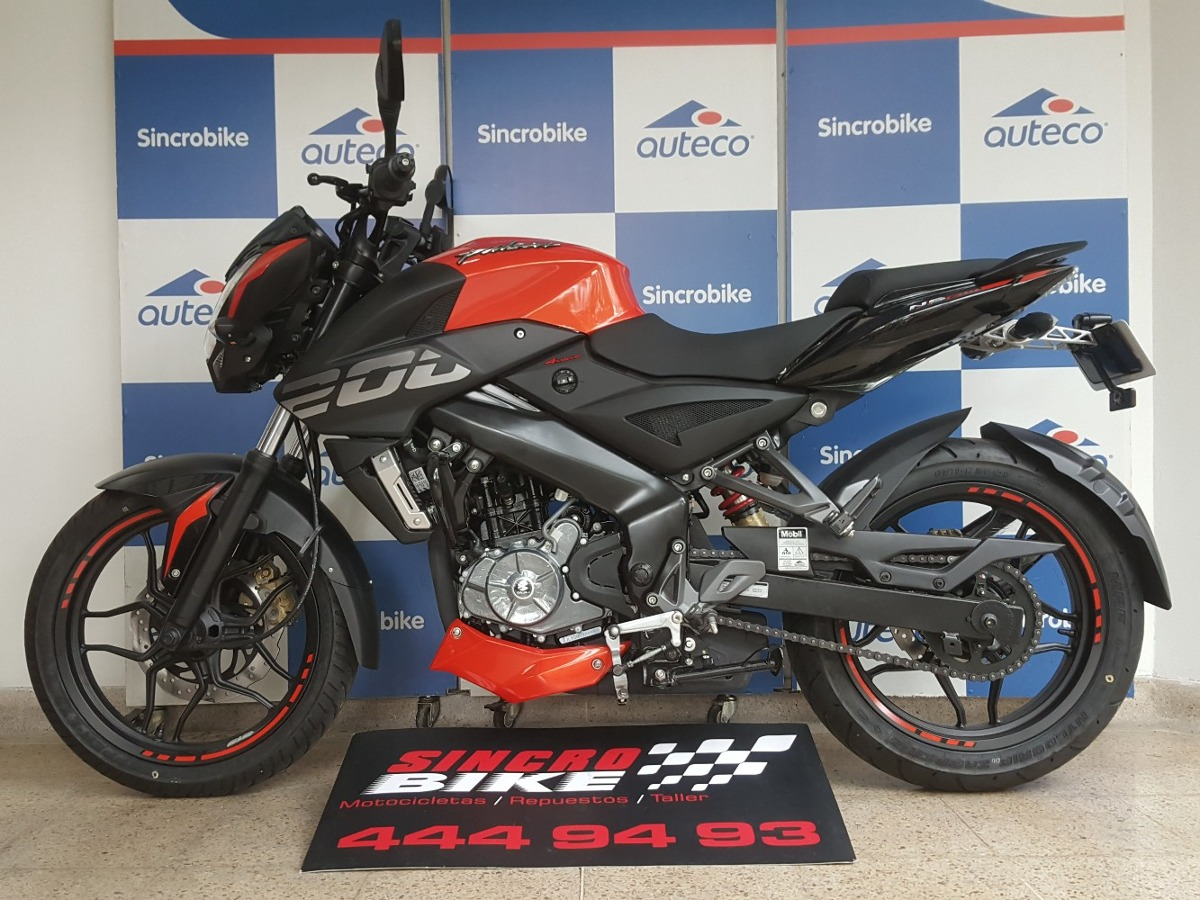 【ベストコレクション】 moto pulsar ns 200 modelo 2020 271563-Moto