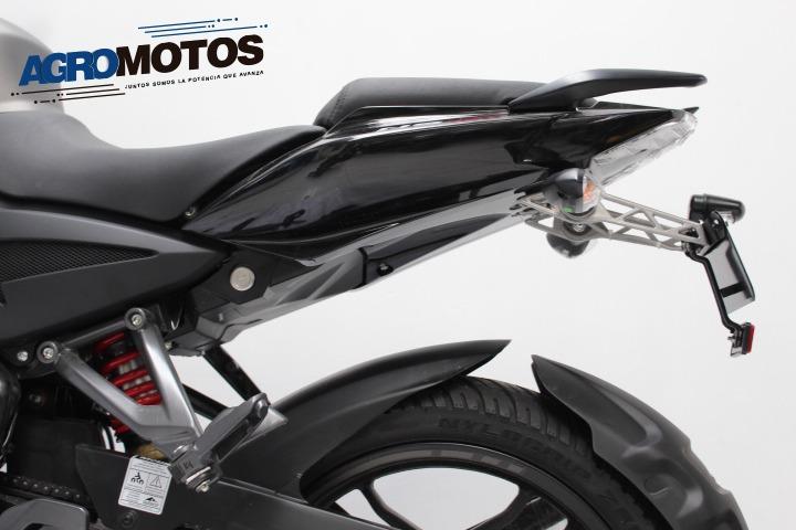 Pulsar Ns 160 Gris - $ 7.099.000 en TuMoto