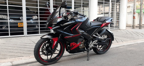 pulsar rs 200 abs, 2018