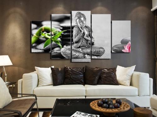 pulsatingfingertip 5 panel resumen budismo buda paisaje pin
