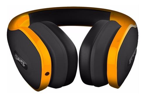 pulse fone de ouvido headphone p2 amarelo (05)