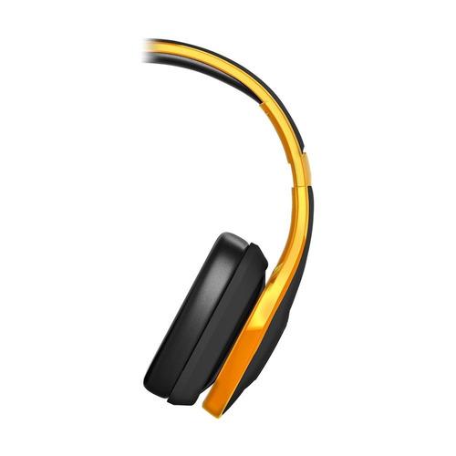 pulse fone de ouvido headphone p2 amarelo - ph148