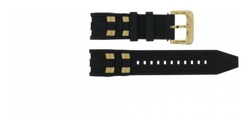 pulseira 6981 com detalhes em dourado
