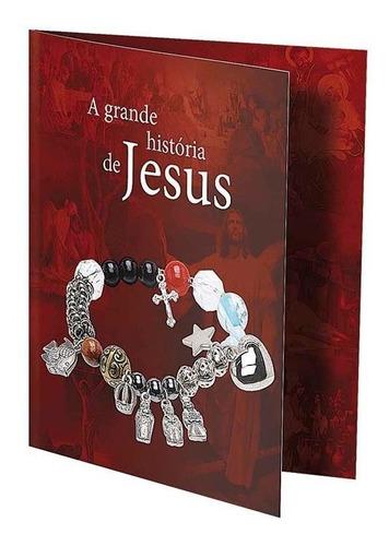 pulseira a grande história de jesus