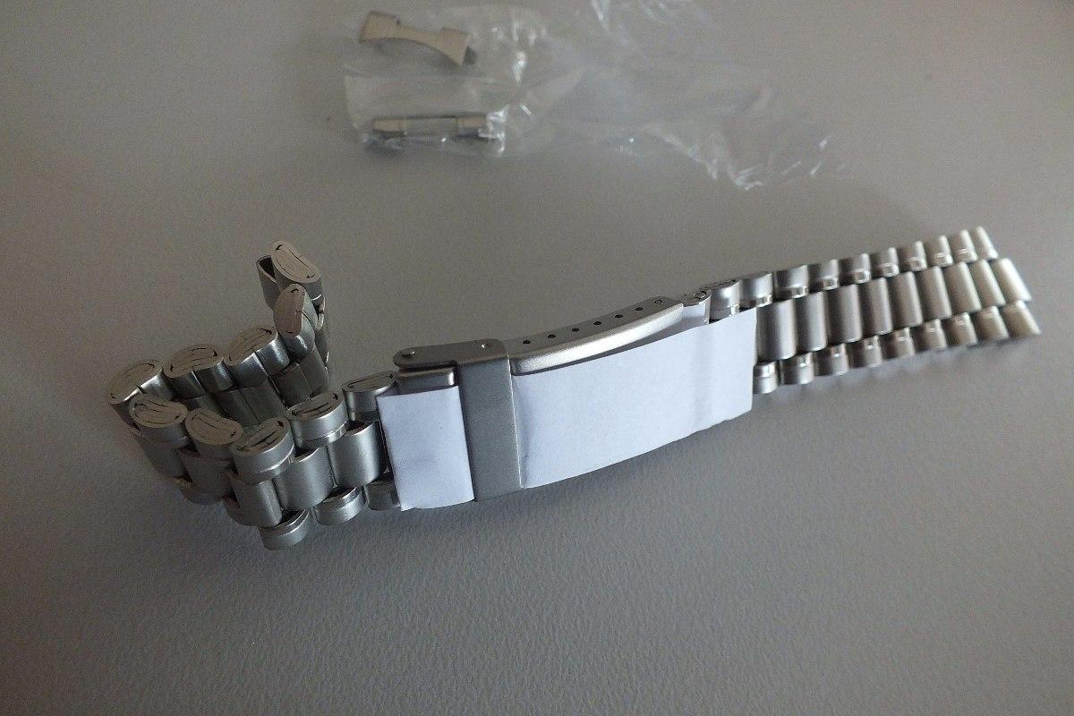 Pulseira Aço Technos Skydiver 18- - R  39,99 em Mercado Livre 58976bc838