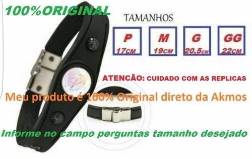 pulseira akmos i9 original