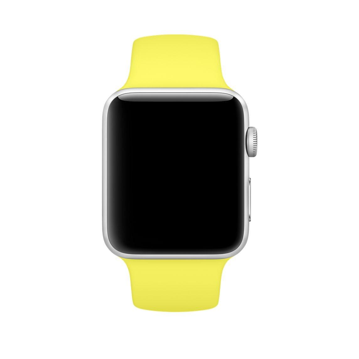 a25b831a735 Pulseira Apple Watch 44mm E 42mm Sport 100% Original - R  304