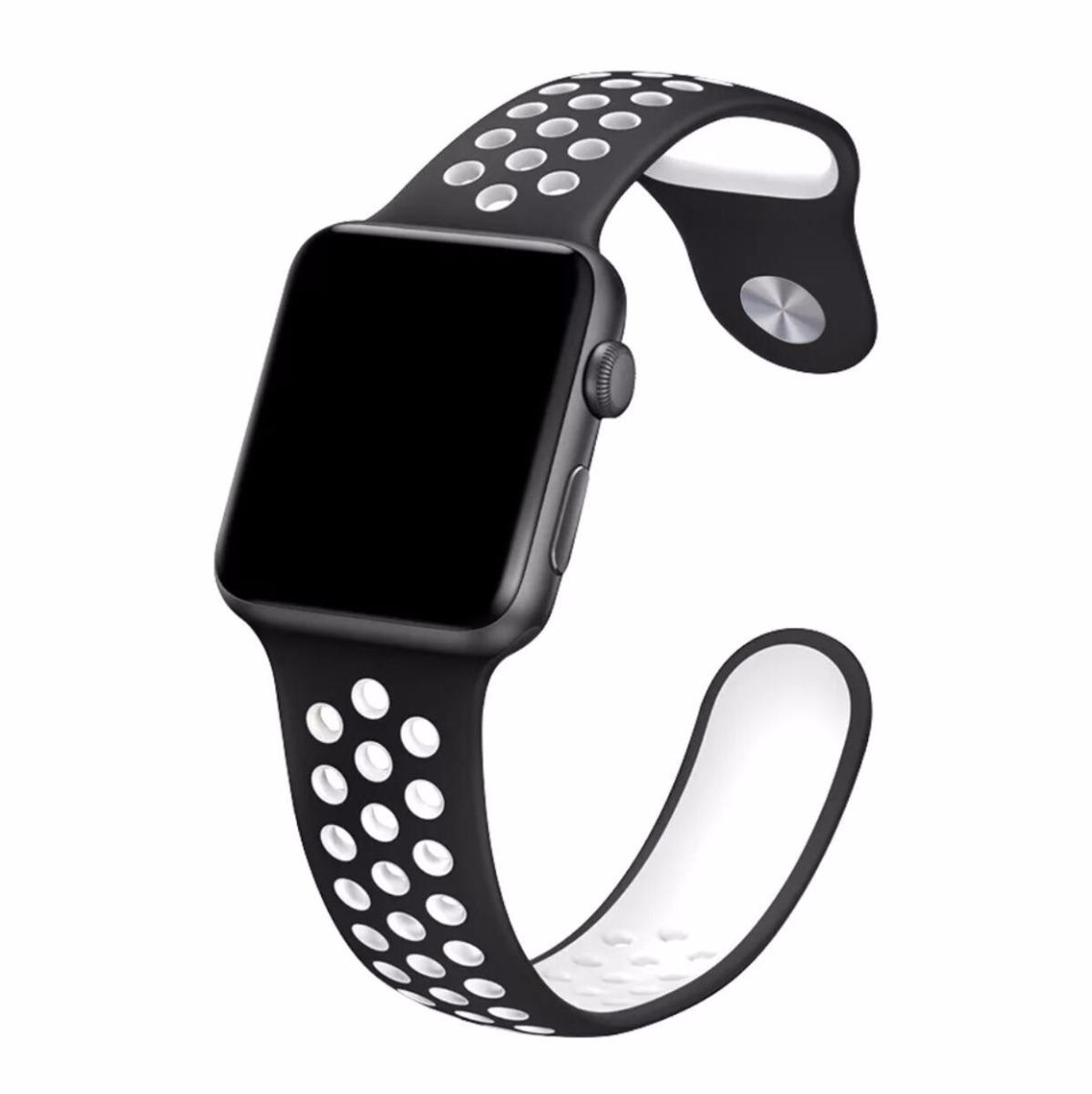 d79650f0762 pulseira apple watch nike38 40 42 44mm sporte series iwatch. Carregando  zoom.
