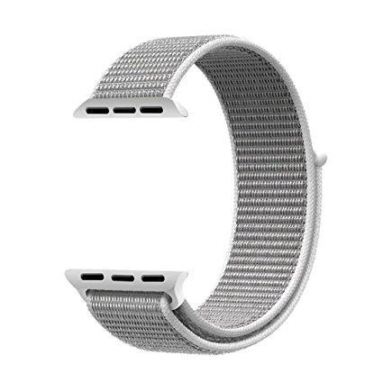 2bd25f95cc7 Pulseira Apple Watch Nylon Loop Iwatch 38mm + Case - R  69