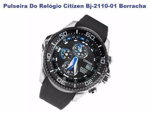 pulseira aqualand citizen bj2110 bj2117 bj2118 bn0085 bn0088