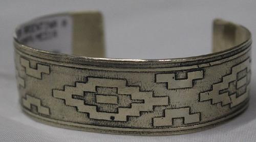 pulseira argentina de alpaca pampa média-mod pampa