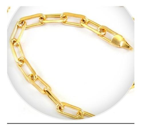 pulseira banhada a ouro 18k cartier 4mm  com garantia e nf