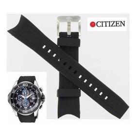 Pulseira Borracha Citizen Bj-2110-01
