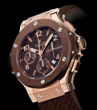 3c9be13434b Pulseira Borracha P  Relógio Hublot Bigbang Marron + Chave H - R  69 ...