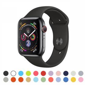 Pulseira Borracha Sporte Sport Para Apple Watch Series 1 2 3