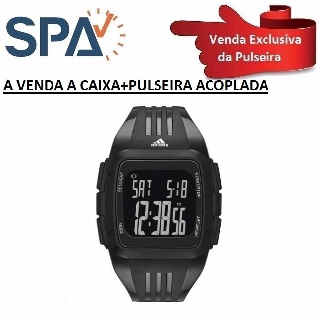 5b0d0ce409f25 Pulseira+ Caixa Do Relógio adidas Adp-6090 100% Original - R  169