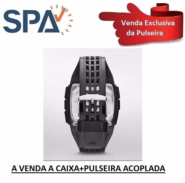 8cfd74ea26d54 Pulseira+ Caixa Do Relógio adidas Adp-6090 100% Original - R  169