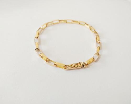 pulseira  cartie masculina 5 gramas em ouro 18kl 750