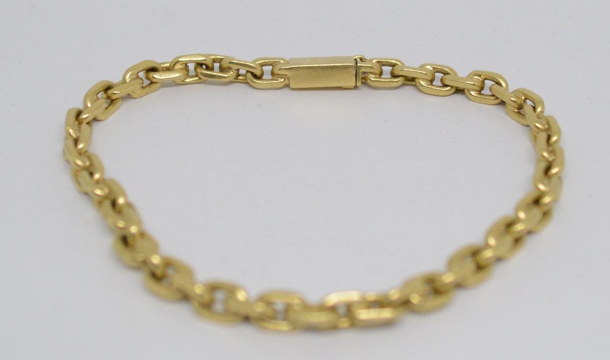 eb7864a5fbc pulseira cartier maciça de ouro 18k 750. Carregando zoom.