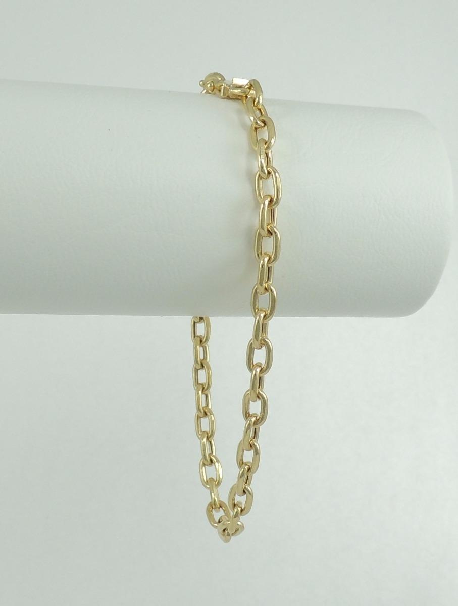 b2e59e055c8 pulseira cartier masculina 18 cm ouro 18k 750 promoção. Carregando zoom.
