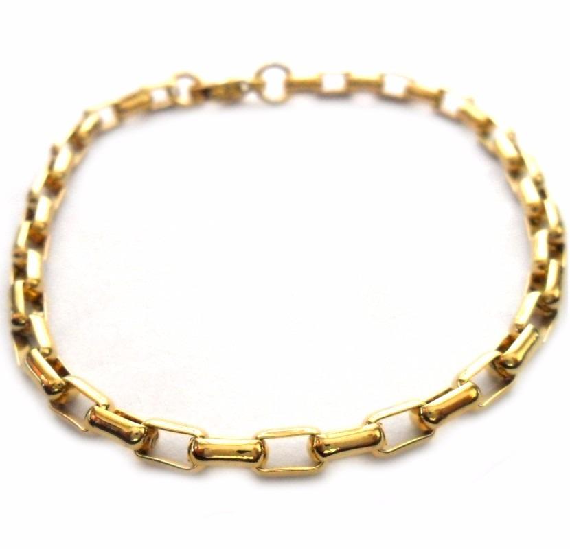 8e86f7190d6 pulseira cartier masculina 21cm largura aço banhado ouro. Carregando zoom.
