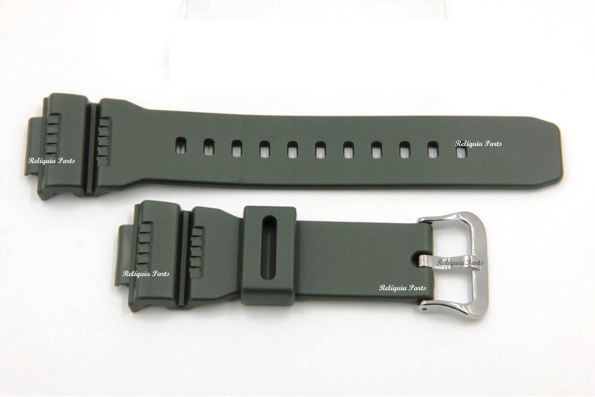 3a15264f5b4 pulseira casio g-7900 gw-7900 verde g-shock 100% original. Carregando zoom.