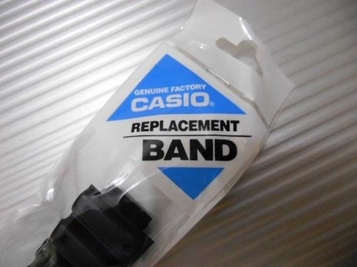 pulseira casio g-shock dw-6900 dw-6600 original preta nova