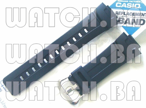 pulseira casio g-shock g-100 g-101 g-2300 g-2310 - original!