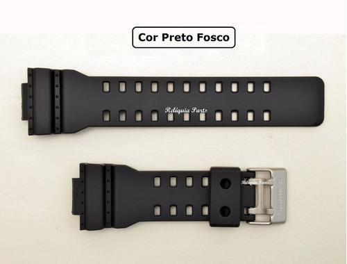 pulseira casio g-shock ga-100 ga-110 ga-110mb g8900 original