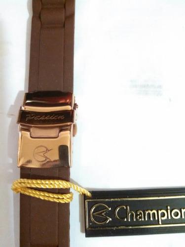 pulseira champion passion.