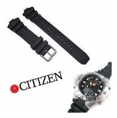 pulseira citizen aqualand jp1060 bj2040 al0050 b740
